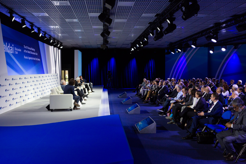 XVI Ежегодное заседание Международного дискуссионного клуба «Валдай» пройдёт в Сочи