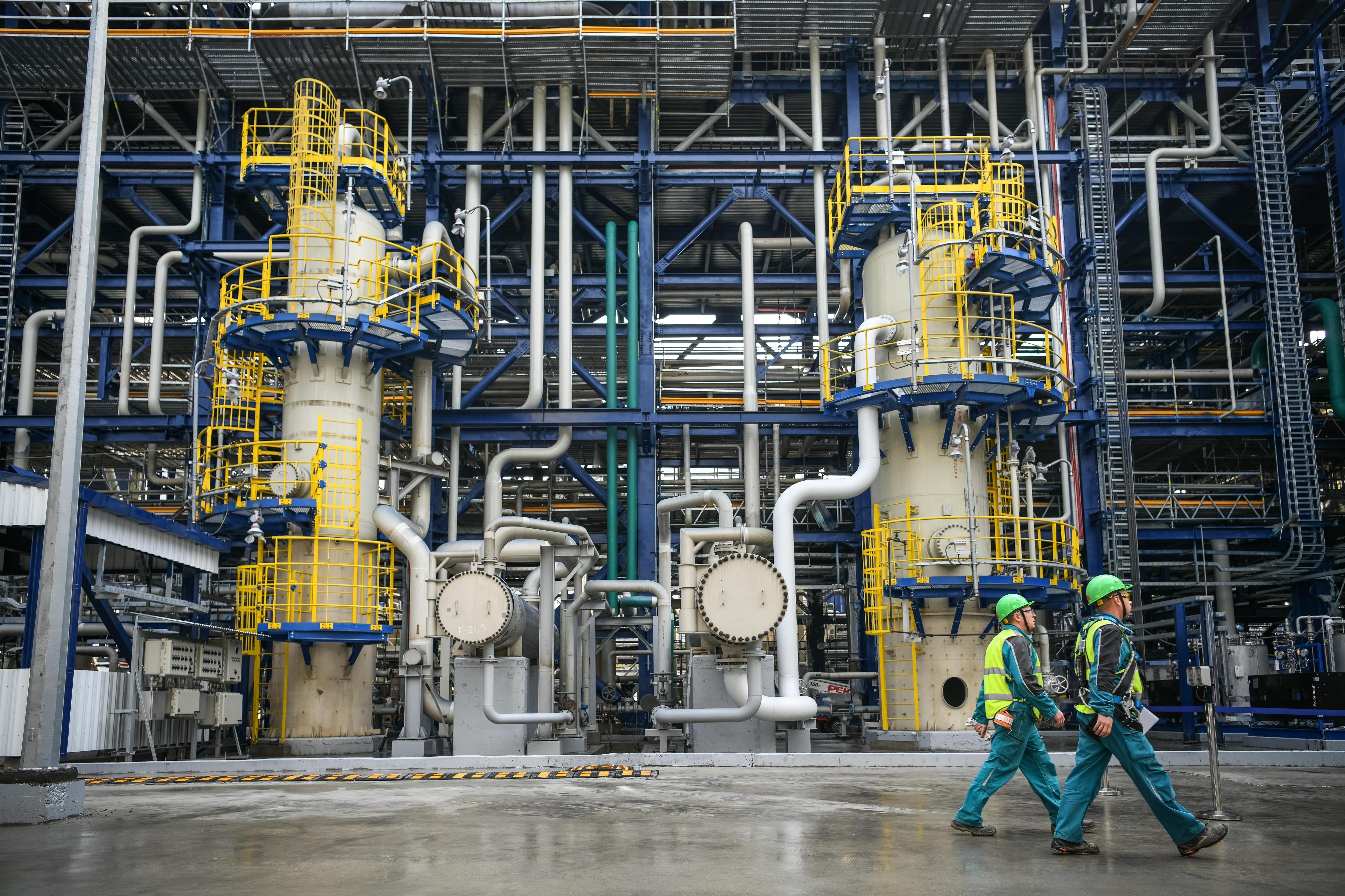 Национализация, регулирование, цены: политические риски в энергетике