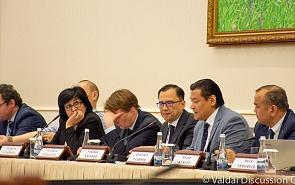 """""""Большая игра"""" на исходе: эксперты """"Валдая"""" обсудили в Самарканде будущее Центральной Азии"""