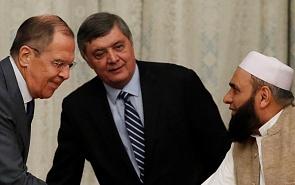 Диалог Кабул – «Талибан»: роль российской дипломатии в Афганистане