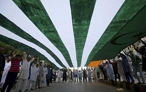 Кашмир как яблоко раздора между Индией и Пакистаном