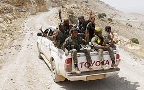 Наступление на Ракку: чем завершится гонка за овладение городом?