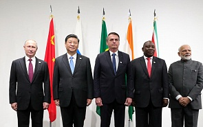 БРИКС: партнёрство во имя мира и процветания