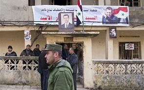 Переговоры по Сирии и российская военная кампания