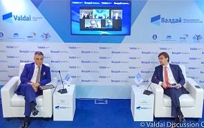 Фотогалерея: Презентация Валдайского доклада «Политика санкций после COVID-19: стоит ли ждать санкционных эпидемий?»