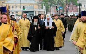 Империализм, геополитика и религия: раскол между Москвой и Константинополем