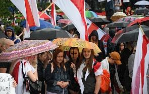 Пределы нормативной силы ЕС и белорусские протесты
