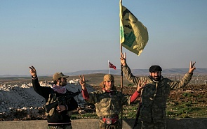 Бескровный «развод»: курды Сирии в борьбе за полную автономию
