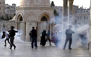 События на Храмовой горе: к чему приведёт «мирная» интифада?