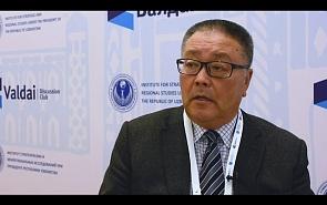 Муратбек Иманалиев: «США и Китай диктуют правила всемирной торговли»
