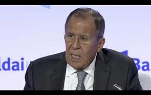 Ближний Восток в общем контексте российской политики. Шестая сессия XVI Ежегодного заседания клуба «Валдай»