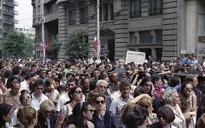 В клубе «Валдай» состоится дискуссия с участием последнего президента Югославии Борисава Йовича