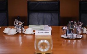 Всё под контролем. Сможет ли Меркель остаться у руля?