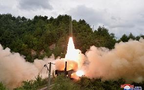 Не «августовские пушки», но «сентябрьские ракеты»