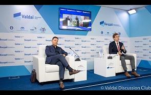 Презентация доклада Валдайского клуба «Легитимность и политическое лидерство в новую эпоху»
