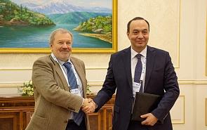 Клуб «Валдай» и Институт стратегических и межрегиональных исследований при президенте Узбекистана подписали соглашение о сотрудничестве