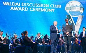Объявлено имя лауреата первой Премии клуба «Валдай»