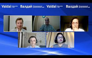 Китайский фактор в российско-индийских отношениях. Дискуссия клуба «Валдай» и ORF