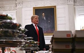 Война за стену. Шатдаун Трампа как битва двух миров внутри одной Америки