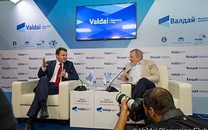 Экспертная дискуссия в преддверии саммита G20 в Осаке с участием Максима Орешкина