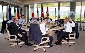 Движение на автопилоте: политический символизм и отсутствие исторических достижений G7