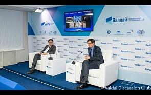 Онлайн-конференция «Новый евразийский мультилатерализм: ответ Китая и России»