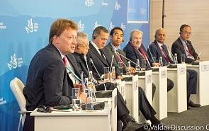 ВЭФ как зеркало «поворота на Восток»: дальше либо рывок, либо стагнация Тимофей Бордачёв, программный директор клуба «Валдай»: