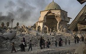 Распад арабского мира. Когда будет перекроена карта Ближнего Востока?