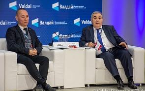 Фотогалерея: Вторая сессия Центральноазиатской конференции. Общие и разные угрозы безопасности для России и Центральной Азии