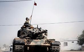 Битва за коридоры. Почему Турция напала на ДАИШ?
