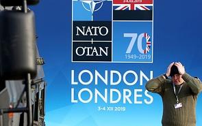 НАТО 70 лет: инерции достаточно, чтобы удержать поезд на рельсах