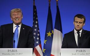 Личная химия. Жизнеспособны ли отношения между США и Францией?