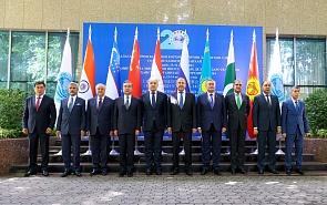 Центральная Азия: региональная безопасность как процесс
