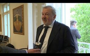 Андрей Быстрицкий об итогах Европейской конференции клуба «Валдай»