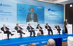 Конференция «Ближний Восток: от насилия к безопасности». Сессия 1