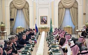 На пути к новому мировому порядку: Россия и Саудовская Аравия
