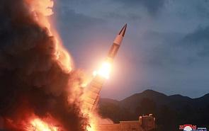 Загадка неопознанных летающих ракет КНДР