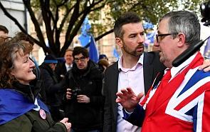 С глаз долой – из ЕС вон. Каким будет выход Великобритании из Евросоюза? Экспертная дискуссия