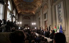 Политический кризис в Италии: досрочные выборы без импичмента президента