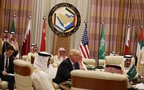 Что стоит за паломничеством лидеров стран Персидского залива в Вашингтон?