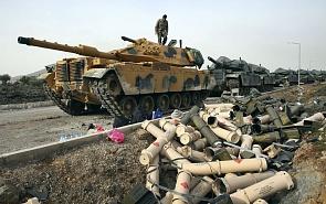 США – Турция: изменится ли баланс сил на Ближнем Востоке