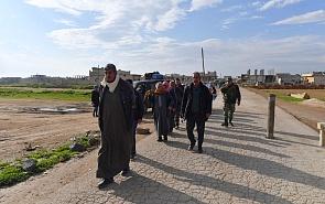 Что будет с Сирией, если её поделят на зоны реконструкции?