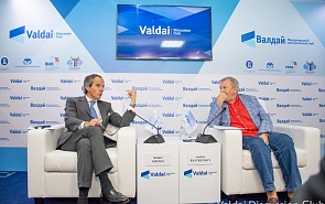 Фотогалерея: Встреча с кандидатом на пост Генерального директора МАГАТЭ Рафаэлем Гросси