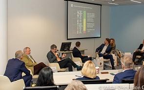 Фотогалерея: Панельная дискуссия по мотивам совместного исследования клуба «Валдай» и ВЦИОМ «Индекс готовности к будущему – 2019»