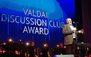 Лауреатом Премии клуба «Валдай» – 2018 стал британский историк Доминик Ливен
