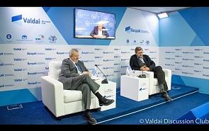 Презентация ежегодного Валдайского доклада с участием Сергея Лаврова