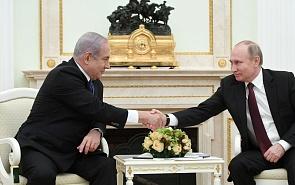 Что означает визит Нетаньяху в Москву в контексте выборов в Израиле?