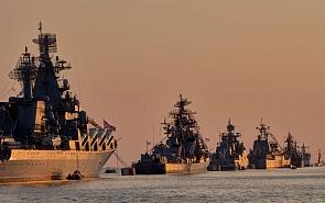 НАТО в Чёрном море. Какова стратегия России?