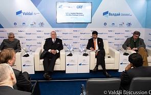 Россия и Индия в новой Евразии