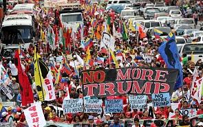Зачем Трампу устраивать блокаду против Венесуэлы?
